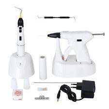 Dental Endo 3d Obturation System Gun Heated Pen Percha Gutta Tips Hand Plugger