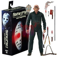 """NECA Roy Burns Friday the 13th Part 5 Movie Ultimate 7"""" Action Figure 2019 NIB"""