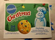 Pillsbury Topps Wacky Packages Styled Parody Original Art + Postcard