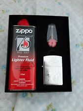 Zippo lighter gift set