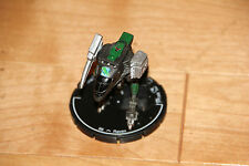 Clan Jade Falcon Raven Mechwarrior Clix figure