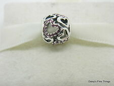 NEW!! AUTHENTIC PANDORA CHARM FALLING IN LOVE #791424CZS  P