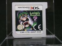 Cartridge For Nintendo DS DSi  3DS =3ds Luigi's Mansion 2 tested