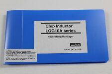 Murata Eklm15Ub Chip Inductor Lqg10A Series 1005(0402) Multilayer Kit