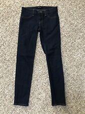 J Brand Womens Jeans 26 Super Skinny Dark Wash Starless Denim