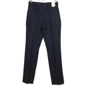 Horace Small Tuff Gear Mens Tactical Uniform Work Pants 8509 Cool Flex 34 Blue