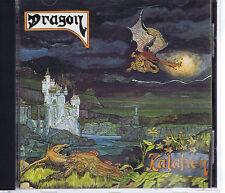 DRAGON Kalahen / Plus - rare CD originale Mellow mmp 129 (1992) prog Italy