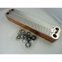 Worcester Greenstar ErP 30I Combi DHW Heat Exchanger & O'Rings 87161066850
