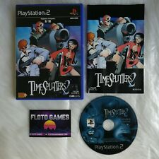 Jeu Time Splitters 2 pour Playstation 2 PS2 Complet CIB PAL - Floto Games