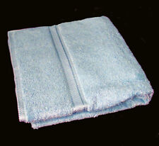 Christy Renaissance Egyptian Cotton Towels.2 Bath,3 Hand, 2 Face Wedgewood Blue
