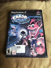 Crash Bandicoot: The Wrath of Cortex (Sony PlayStation 2, 2002) Ps2 Tested