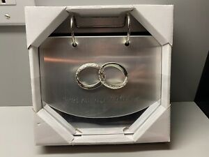 Malden Photo Album Wedding With This Ring NIB