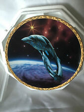 Star Trek Romulan Warbird Hamilton Collection Collectors Plate #2669A