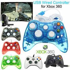 Gamepad Microsoft Xbox 360 Wired Controller Joystick Controller PC Windows USB