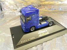 "** Herpa 292160 Mercedes-Benz Actros LH Rigid Tractor ""Herpa Emotion"" 1:87 Scale"