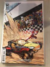 The Flash/Speedy Buggy #1 Hanna-Barbera DC Comics 2018 Variant Cover VF-NM