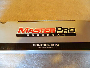 NEW MASTER PRO CB60017 CONTROL ARM & BALL JOINT ASSEMBLY FOR 86-89 HONDA ACCORD