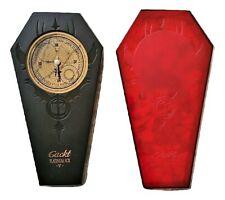 GACKT PLATINUM BOX V 2004 COFFIN CLOCK GOTH J-POP J-ROCK WORKS GREAT! HTF! RARE!