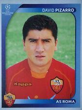Panini 461 David Pizarro AS Roma UEFA CL 2008/09