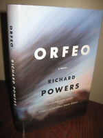 1st Edition Orfeo Richard Powers First Printing Fiction Classic Novel