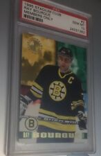 1995 Stadium Club Members Only #2 Ray Bourque POP 6 PSA 10