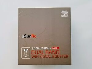 Sunhans 2.4/5.8GHz DUAL BAND 2W , Expedited 1-3 day shipping, US Distributor
