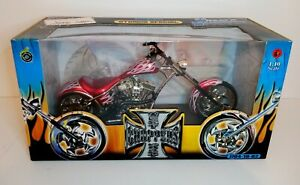 Muscle Machines West Coast Chopper Jesse James Sturgis Special 1:10