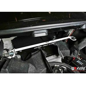 FOR MERCEDES BENZ C200 W204 2008 ULTRA RACING 2 POINTS REAR STRUT TOWER BRACE