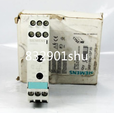 New listing Siemens Time Relay 3Rp1560-1Sp30 &C3