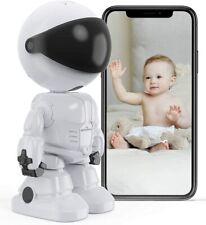 Caméra Surveillance Robot De Sécurité 1080P IP Wifi Caméra Sans Fil Vision Nuit