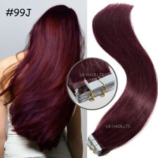 Seamless Skin Weft Tape In Remy Virgin Human Hair Extensions Thick 150g US I518