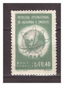s19777) BRASILE BRAZIL 1948 Industrial exposition 1v