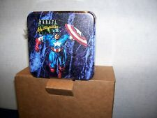 1993 SKYBOX MARVEL MASTERPIECES TRADING CARDS SERIES 1 SEALED COLLECTOR TIN