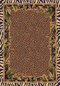 Milliken Top 30 Jungle Safari Skins Area Rug