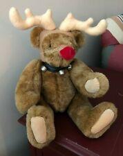 Reindeer Vermont Teddy Bear
