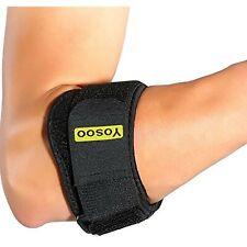 Yosoo Tennis Elbow Support Compression Strap Brace Tendonitis Golfer Pain Band