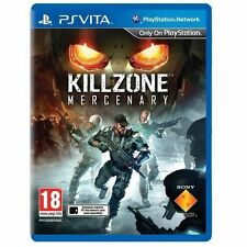 Killzone mercenario para SONY PLAYSTATION PS VITA Muy Bueno - 1st Class Delivery