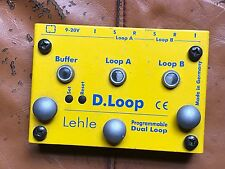 Lehle D-Loop SGoS Programmable Dual Loop and Buffer