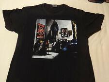 Slayer Mandatory Suicide Slayer Shirt Medium Thrash Metal AM/HBR Print Midnight