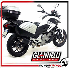 Giannelli Black Line Honda NC 700 X / NC 700 S / DCT 2012 12 Terminale Scarico
