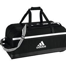 adidas Tiro Teambag Trolley XL Rollentasche Reisetasche schwarz/weiß [S13305]