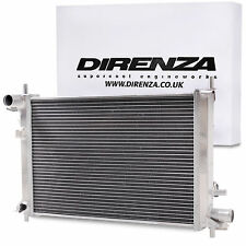 DIRENZA FORD FIESTA 1.25 1.4 1.6 TWIN CORE ALUMINIUM ALLOY RACE RADIATOR RAD