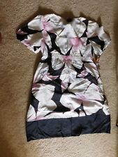 DKNY SILK DRESS SIZE  8 NEW WITH DEFECTS $225