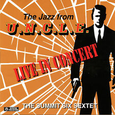 Jazz From U.N.C.L.E., The - Performed by the Summit Six Sextet