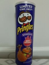Pringles NEW Nashville Hot Chicken Flavor Limited Time Fresh 5.5 Oz