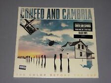 COHEED AND CAMBRIA The Color Before the Sun LP + CD gatefold New Sealed Vinyl