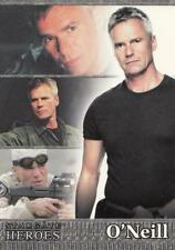 2009 Stargate Heroes promo card P1 Colonel Jack O'Neill