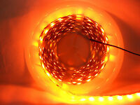 LED Strip 300 5050 Orange 5m Leiste Streifen Band Schlauch Lichterkette 12V