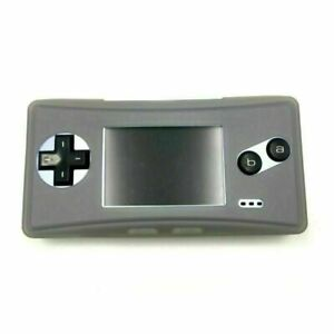 For Gameboy Micro GBM Protective Housing Shell TPU Transparent Case Cover New