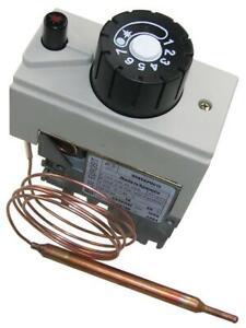 Armatur für Gasraumheizer SIT Serie 630 EURO SIT ohne Druckregler (100120)